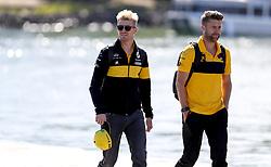 June 10, 2018 - Montreal, Canada - Motorsports: FIA Formula One World Championship 2018, Grand Prix of Canada#27 Nico Hülkenberg (Renault Sport F1 Team) (Credit Image: © Hoch Zwei via ZUMA Wire)