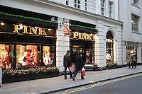 pink shirt shop on jermyn street