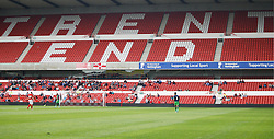 General view of the Trent End of the City Ground<br /> <br />  - Mandatory by-line: Jack Phillips/JMP - 25/07/2015 - SPORT - FOOTBALL - Nottingham - The City Ground - Nottingham Forest v Swansea - Pre-Season Friendly