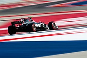 October 19-22, 2017: United States Grand Prix. Kevin Magnussen, Haas F1 Team, VF17