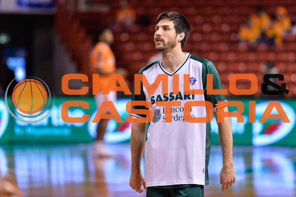 Diego Monaldi<br /> Le Mans Sarthe Basket - Banco di Sardegna Dinamo Sassari<br /> FIBA Basketball Champions League 2016/2017<br /> Ottavo di finale<br /> Le Mans 07/03/2017