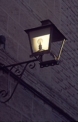 Street Lamp, Barcelona, Spain