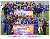 2013 MEAC Track & Field Championships Archives