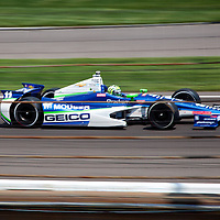 Littelfuse IndyCar with Tony Kanaan