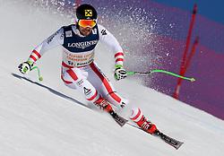 13.02.2017, St. Moritz, SUI, FIS Weltmeisterschaften Ski Alpin, St. Moritz 2017, alpine Kombination, Herren, Abfahrt, im Bild Marcel Hirscher (AUT, Herren Alpine Kombination Silbermedaille) // men's Alpine Combined Silver medalist Marcel Hirscher of Austria in action during his run of downhill for the men's Alpine combination of the FIS Ski World Championships 2017. St. Moritz, Switzerland on 2017/02/13. EXPA Pictures © 2017, PhotoCredit: EXPA/ Jonas Ericson