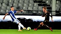 Fotball , 19. september 2020 , Eliteserien  ,  Sarpsborg - Mjøndalen <br /> <br /> <br /> Tobias heintz , sarpsborg