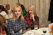 Anna-Louise Pickering and Pollyanna Pickering, NCH Spring Ladies lunch. NCH, the children's charity, helps children and young people facing difficulties or challenges in their lives. Mandarin Oriental Hotel. 8 March 2007.  -DO NOT ARCHIVE-© Copyright Photograph by Dafydd Jones. 248 Clapham Rd. London SW9 0PZ. Tel 0207 820 0771. www.dafjones.com.