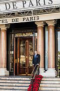 Hotel de Paris, Monaco.