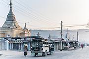Kalaw at dawn (Myanmar)