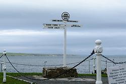 John o'Groats, Caithness, Highlands, Scotland, UK