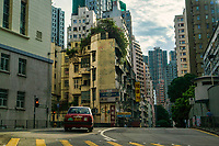 Queen's Road, Pok Fu Lam
