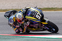 Xavi Vierge of Spain and Tech 3 Racing Team rides during free practice for the Moto2 of Catalunya at Circuit de Catalunya on June 9, 2017 in Montmelo, Spain.(ALTERPHOTOS/Rodrigo Jimenez)