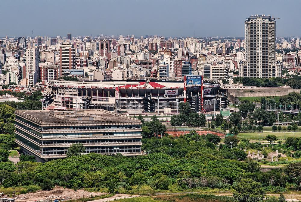 Estadio Monumental Antonio Vespucio Liberti (River Plate Stadium)