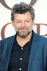 © Licensed to London News Pictures. 20/09/2017. London, UK. Actor ANDY SERKIS attends the world film premiere of Goodbye Robin in Leicester Square. Photo credit: Ray Tang/LNP