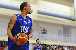 Doug McLaughin-Williams - Photo mandatory by-line: Dougie Allward/JMP - Mobile: 07966 386802 - 23/05/2015 - SPORT - Basketball - Bristol - SGS Wise Campus - Bristol Flyers v  - Bristol Flyers All-Star Game