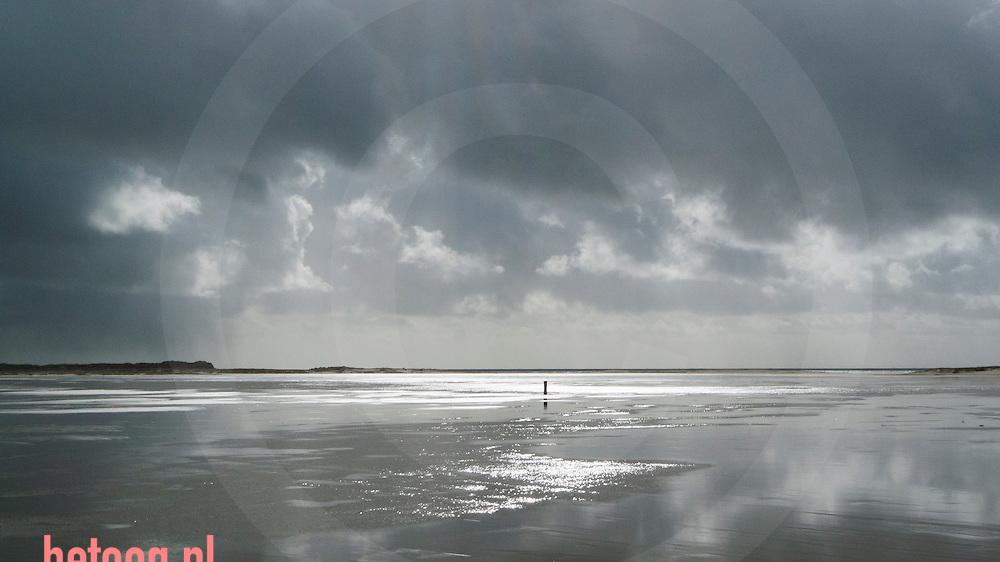nederland, netherlands - Terschelling island in the northsea