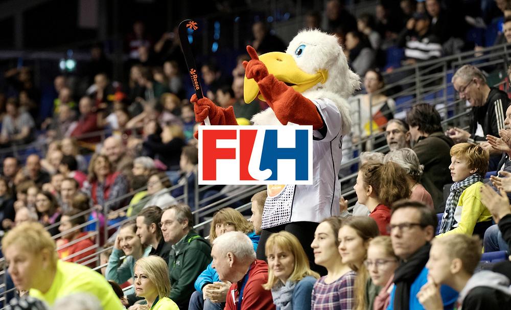 BERLIN - Indoor Hockey World Cup<br /> Women: Ukraine - Germany<br /> foto: F=<br /> WORLDSPORTPICS COPYRIGHT FRANK UIJLENBROEK