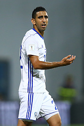 September 5, 2017 - Reggio Emilia, Italy - Maruwan Kabha of Israel during the FIFA World Cup 2018 qualification football match between Italy and Israel at Mapei Stadium in Reggio Emilia on September 5, 2017. (Credit Image: © Matteo Ciambelli/NurPhoto via ZUMA Press)