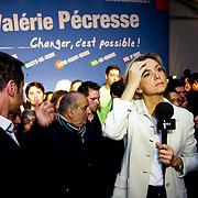 Régionales :: Valérie Pécresse (UMP)  battue par Huchon (PS) en IDF