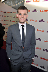 Russell Tovey at the 2009 Glamour Magazine Awards held in Berkeley Square, London on 2nd June 2009.