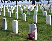 AA02273-02...MONTANA - Custer National Cementery at Little Bighorn Battlefield National Monument.