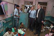 """PRINCE ANDREW.The Duke of York visits the community center in the Dharavi slum in Mumbai, India_May 2, 2012..The Duke of York, who is representing Queen Elizabeth II in the year of her Diamond Jubilee is on a week long tour of India..Mandatory Credit Photo: ©Solaris-NEWSPIX INTERNATIONAL..(Failure to credit will incur a surcharge of 100% of reproduction fees)..                **ALL FEES PAYABLE TO: """"NEWSPIX INTERNATIONAL""""**..IMMEDIATE CONFIRMATION OF USAGE REQUIRED:.Newspix International, 31 Chinnery Hill, Bishop's Stortford, ENGLAND CM23 3PS.Tel:+441279 324672  ; Fax: +441279656877.Mobile:  07775681153.e-mail: info@newspixinternational.co.uk"""