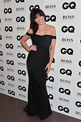 DAISY LOWE at the GQ Men of The Year Awards 2016 in association with Hugo Boss held at Tate Modern, London on 6th September 2016.