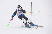 J4 State Slalom boys 1st run at Stratton Mountain March 13, 2011.
