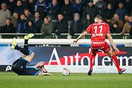 Brugge KV v SV Zulte Waregem - 26 Nov 2017