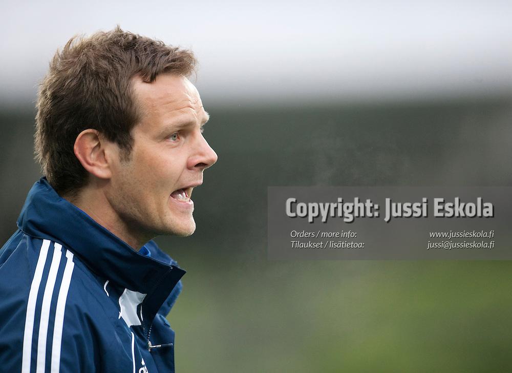 Juho Rantala. HJK - Honka. Suomen Cup. Helsinki 27.5.2010. Photo: Jussi Eskola