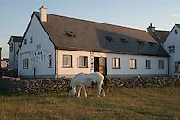Hostel on Inis Oirr the Aran Islands Galway Ireland