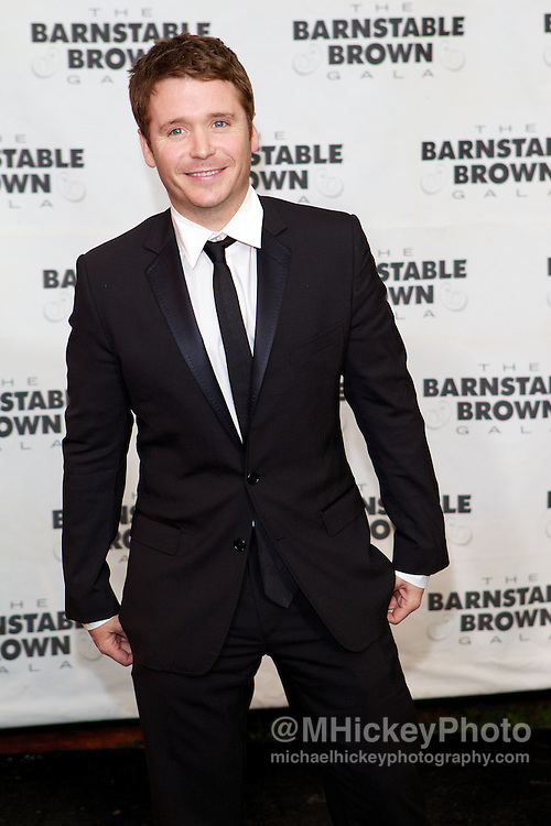 Actor Kevin Connolly seen on the red carpet at the Barnstable Brown party.