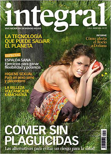 Cover - Integral Magazine - Spain