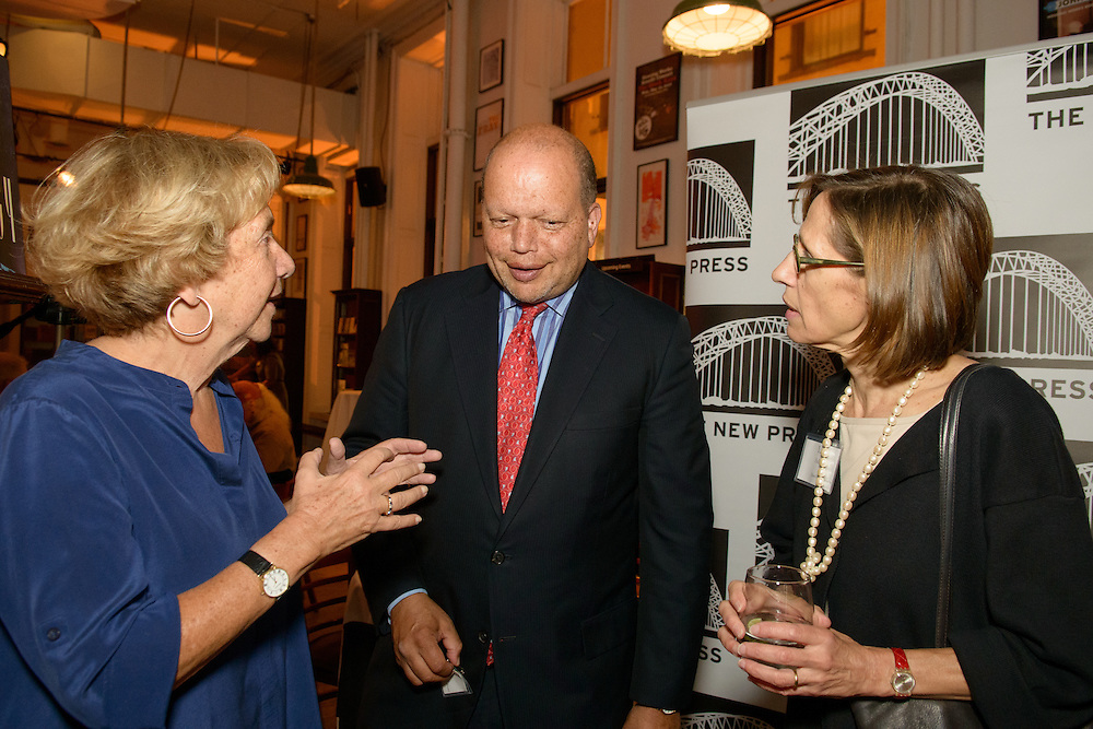 The New Press Inc honors Harry Belafonte and Pete Seeger at Housing Works Boostore Cafe in New York City. Photos by Tiffany L. Clark