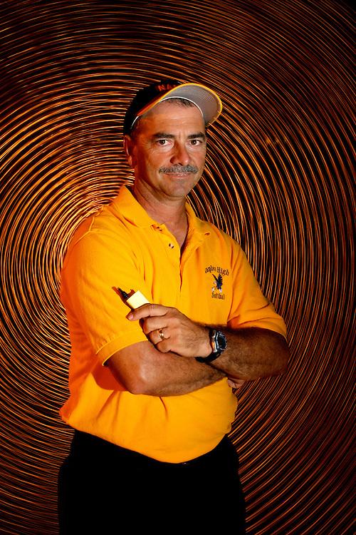 Robert Iamurri: 2008 Spring Coach of the Year. Naples High School Softball. Greg Kahn/Staff