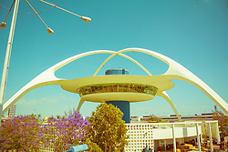Like a landed spacecraft from 1952, this iconic building remains the heart of LAX.