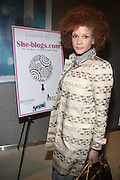 Michaela Angela Davis at The She-Blogs Launch Party sponsored by Belevedere Vodka and held at Saks Fifth Avenue on July 23, 2009 in New York City..Founded by Allyson Leakes, She-blogs.com is an empowerment blog geared to inspire women to reach fro their dreams and to help them realize that they can lead happy, balance and fulfiling lives