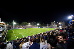 A general view of the Recreation Ground pitch - Mandatory byline: Patrick Khachfe/JMP - 07966 386802 - 07/10/2016 - RUGBY UNION - The Recreation Ground - Bath, England - Bath Rugby v Sale Sharks - Aviva Premiership.