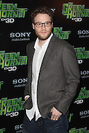 PARIS - DECEMBER 09:  Seth Rogen attends 'The Green Hornet' Photocall at Hotel Royal Monceau Raffle on December 9, 2010 in Paris, France.  (Photo by Tony Barson/WireImage)
