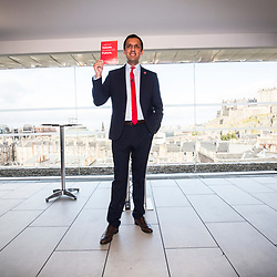 Anas Sarwar deliver's a major speech.