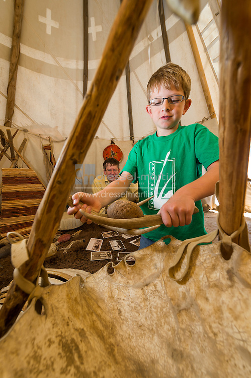 plains conservation center school group plains conservation center families and kids
