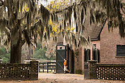 Stables at Middleton Place Plantation in Charleston, SC.