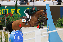Kenny Darragh (IRL) - Obelix<br /> Rolex FEI World Cup Final - Geneve 2010<br /> © Dirk Caremans