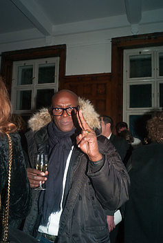 CHARLES ABOAH, Juergen Teller: Woo, Institute of Contemporary Arts, London. 22 January 2012
