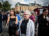 Manifestation mot nazism