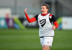 Frankie Brown of Bristol City Women - Mandatory by-line: Paul Knight/JMP - 28/10/2017 - FOOTBALL - Stoke Gifford Stadium - Bristol, England - Bristol City Women v Reading Women - FA Women's Super League