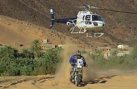 Motor - Motosykkel: Paris-Dakar 2002. Pål Anders Ullevålseter, Norge. Foto: GILLES LEVENT, DIGITALSPORT