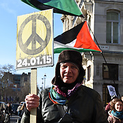 Wrap Up Trident 'CND' mass demonstration in London