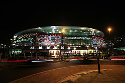 3 January 2018 -  Premier League - Arsenal v Chelsea - A general view (GV) of  Emirates Stadium - Photo: Marc Atkins/Offside