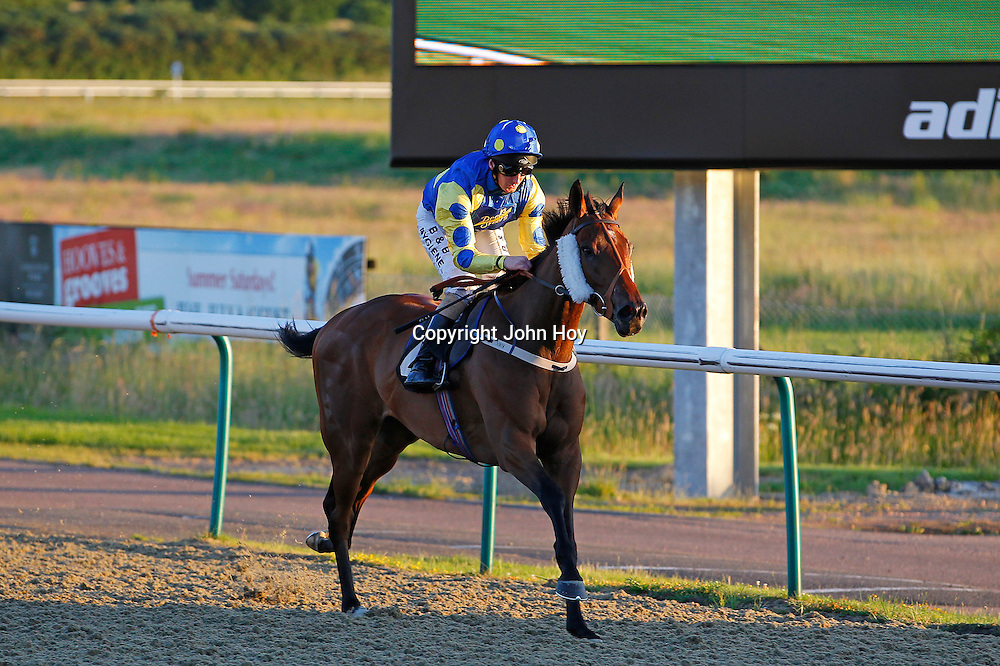 See and Be Seen and Martin Dwyer winning the 8.35 race